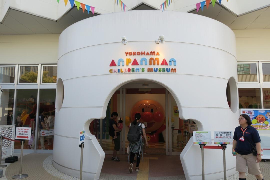 アンパンマンミュージアム (6)