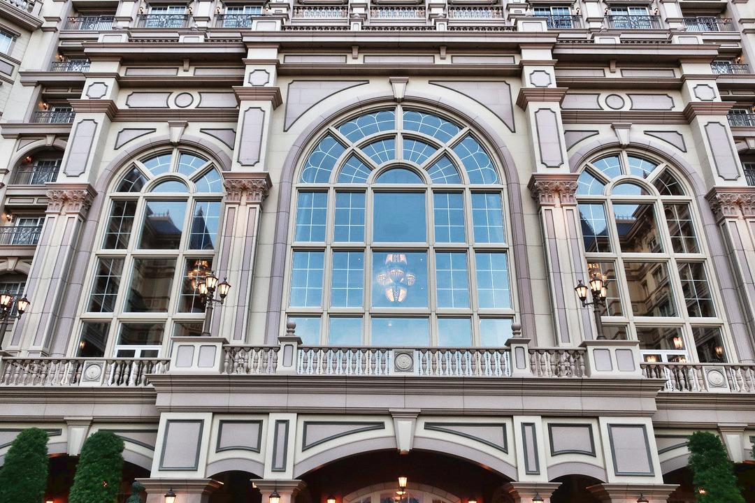 ディズニーランドホテル (4)
