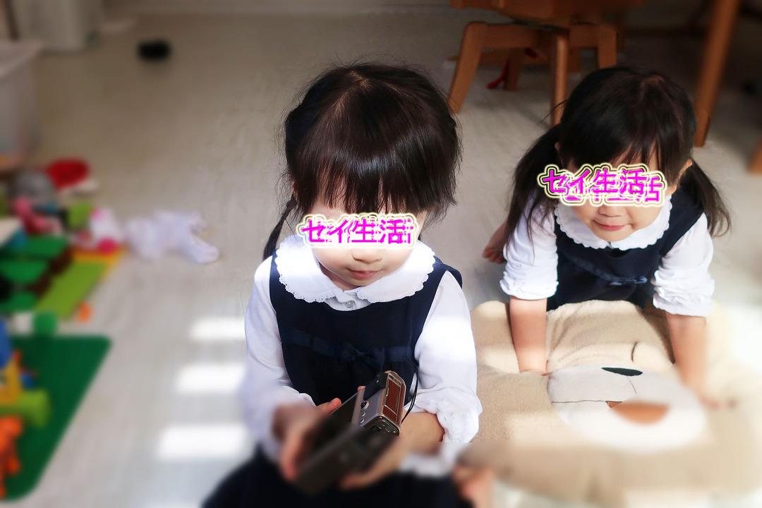 私立幼稚園の試験 (8)