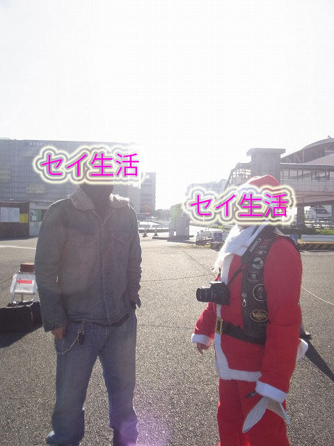サンタツーリング2011 (4)