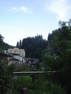 銀山温泉郷