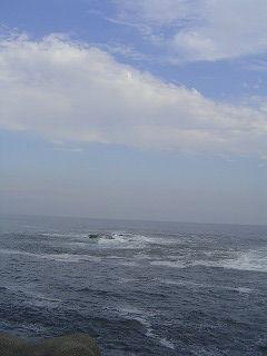 江ノ島の海2