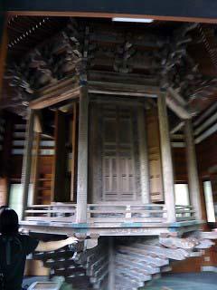 輪蔵(まわり堂)