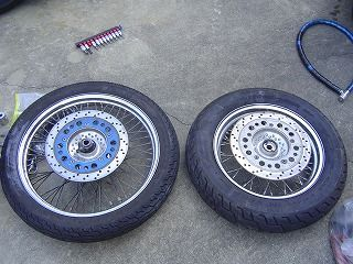 タイヤ比較2