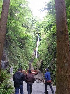 酒水の滝 (2)