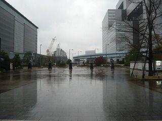 SlowRiderスローライダー忘年会帰りは雨