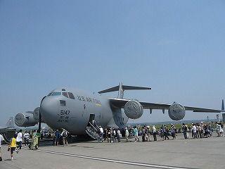 空軍機004
