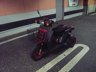 ジャイロXミニカー
