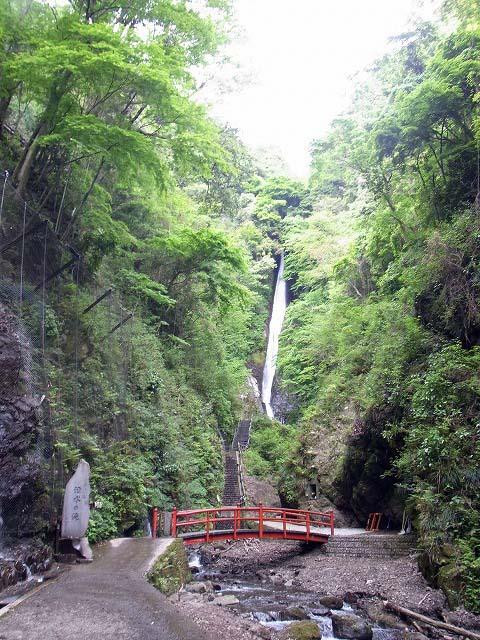大酒水の滝 (3)