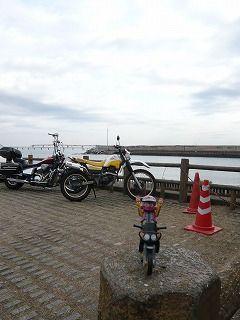 京浜島とスロライ君2