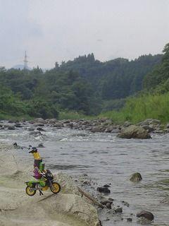 スロライ君と名取川2