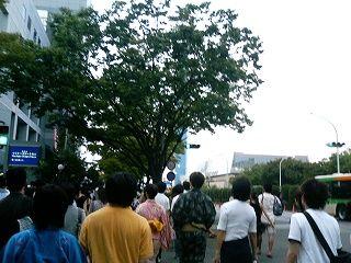 東京湾花火大会1