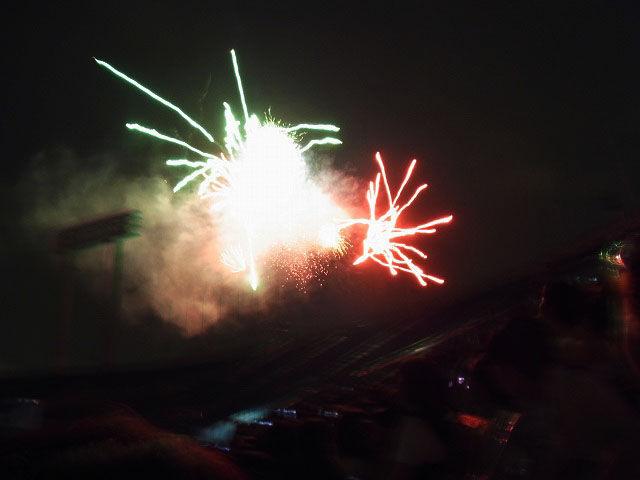 神宮外苑花火大会2011 (3)