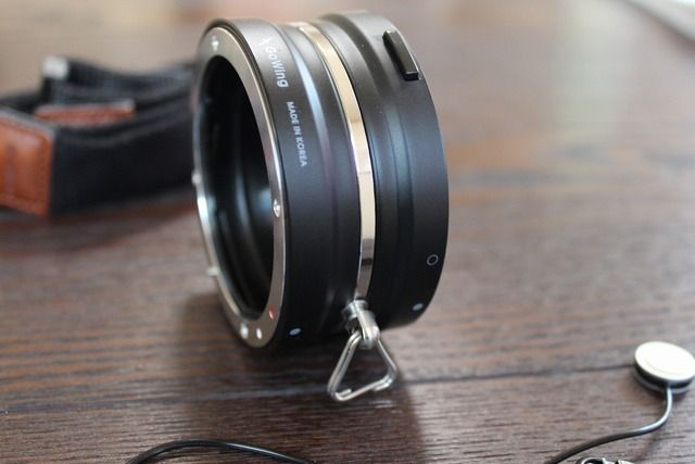BLaKPIXEL GoWing レンズホルダー (3)