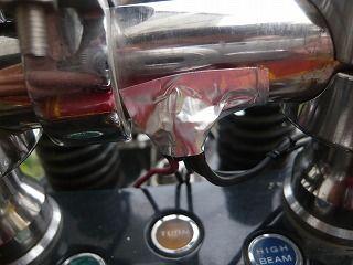 スティードエンジンオイル交換 (21)