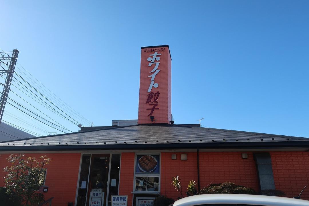 ホワイト餃子 (6)