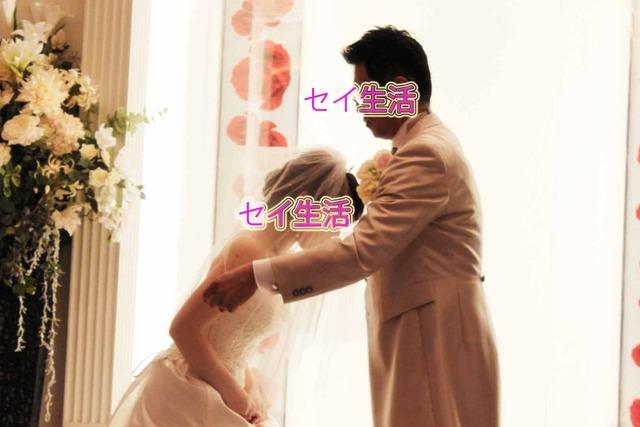 秀芸ネコ結婚式 (1)