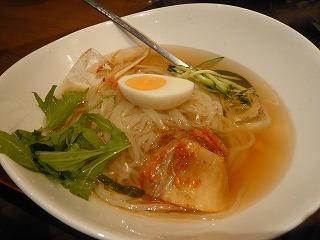 神山亭冷麺