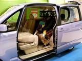 キリンと車