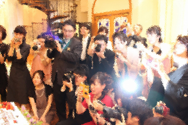 結婚式 (13)