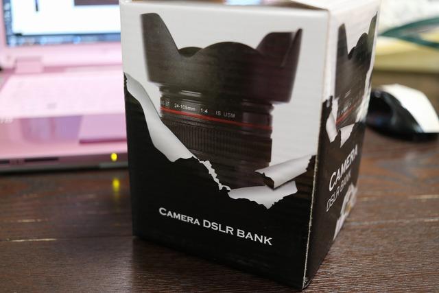 カメラレンズ型貯金箱 (1)