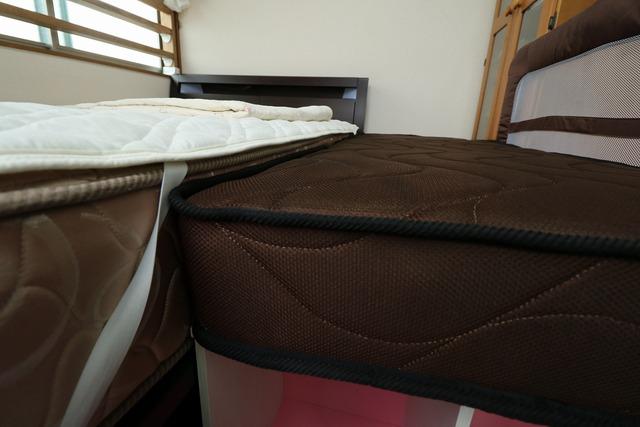 ベッドをカスタム (6)