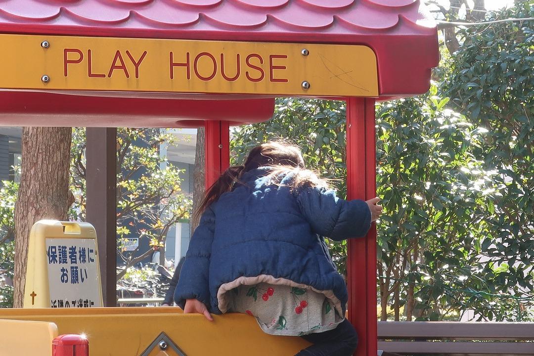 保育園の保護者会とプレイハウス (11)