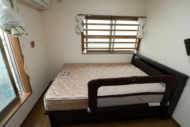 ベッドをカスタム (1)