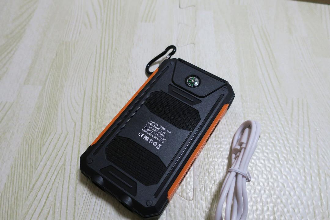 LEVIN 10000mAh モバイルバッテリー (5)