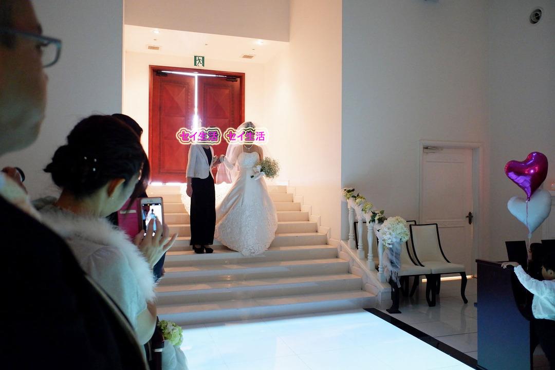 ダイジュさん結婚式 (3)