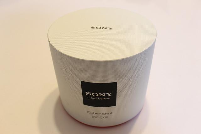SONYレンズスタイルカメラQX10 (1)