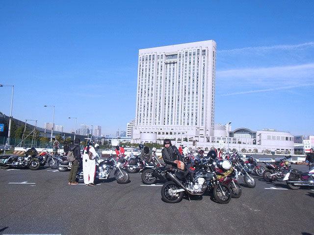 サンタツーリング2011 (2)