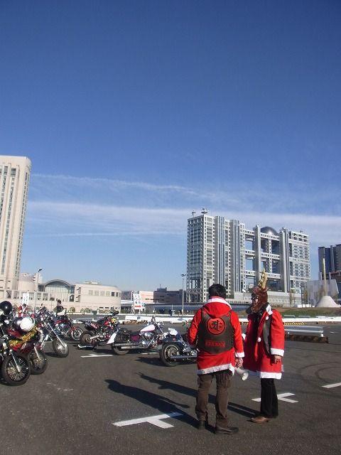 サンタツーリング2011 (3)