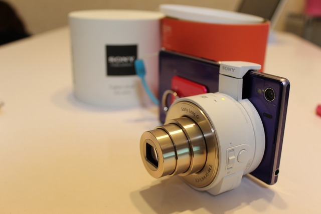 SONYレンズスタイルカメラQX10 (18)