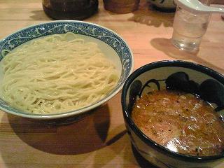 青葉つけ麺