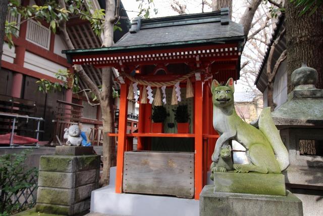 太郎稲荷神社 (2)