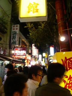 夜の中華街3