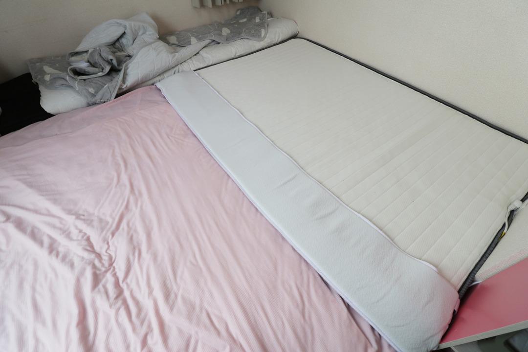 ベッドの幅を広げてみた (6) のコピー