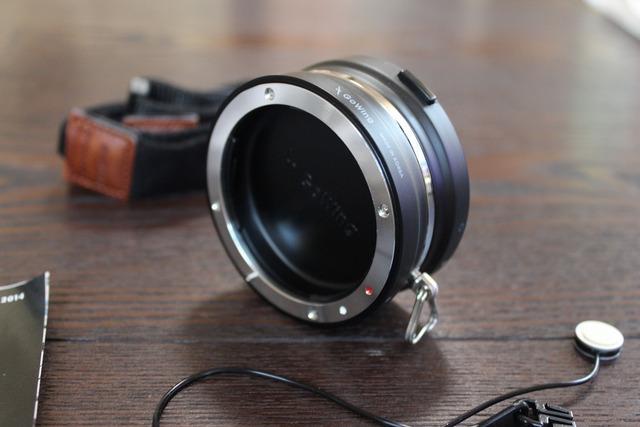 BLaKPIXEL GoWing レンズホルダー (4)