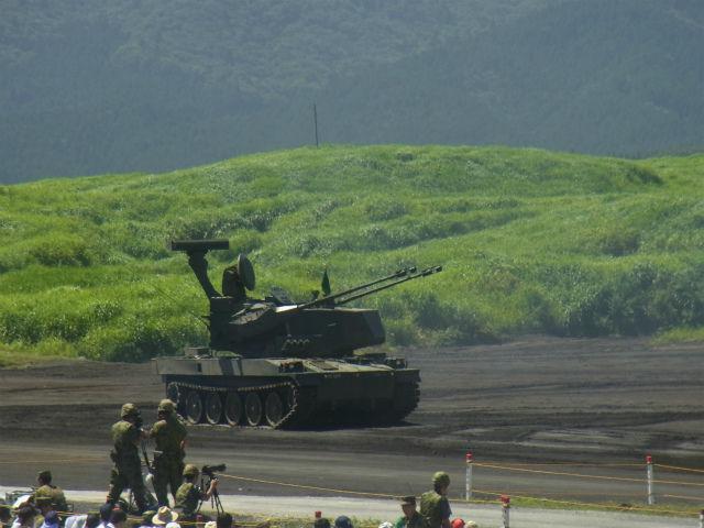 富士総合火力演習 (21)