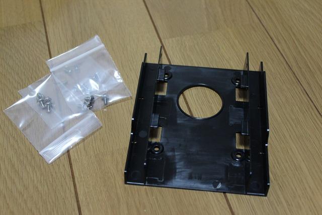 レイトレックをSSD換装 (2)