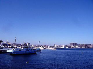 久里浜の港2