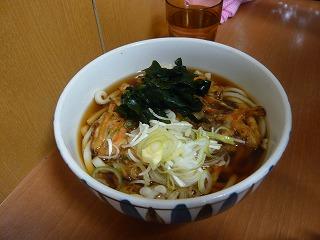 高幡そば (1)