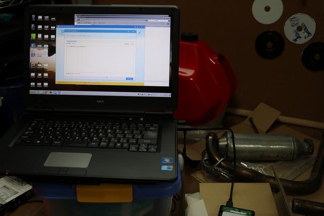 SSDに換装 (9)