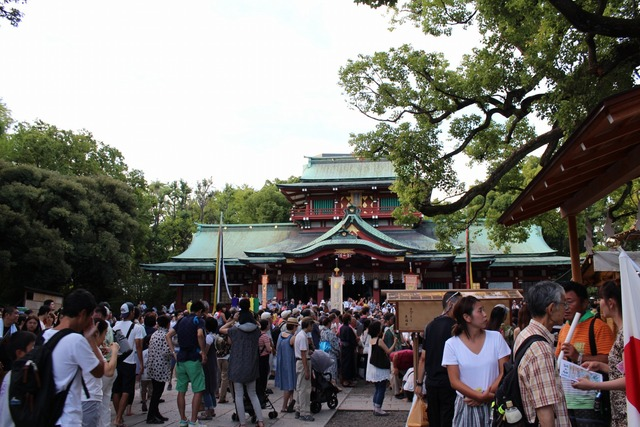 富岡八幡宮本祭り (7)