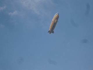 飛行船004