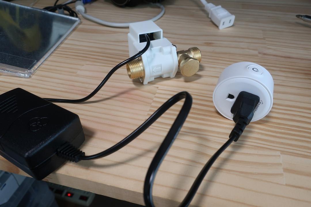 電磁弁で散水栓をオンオフ (11)