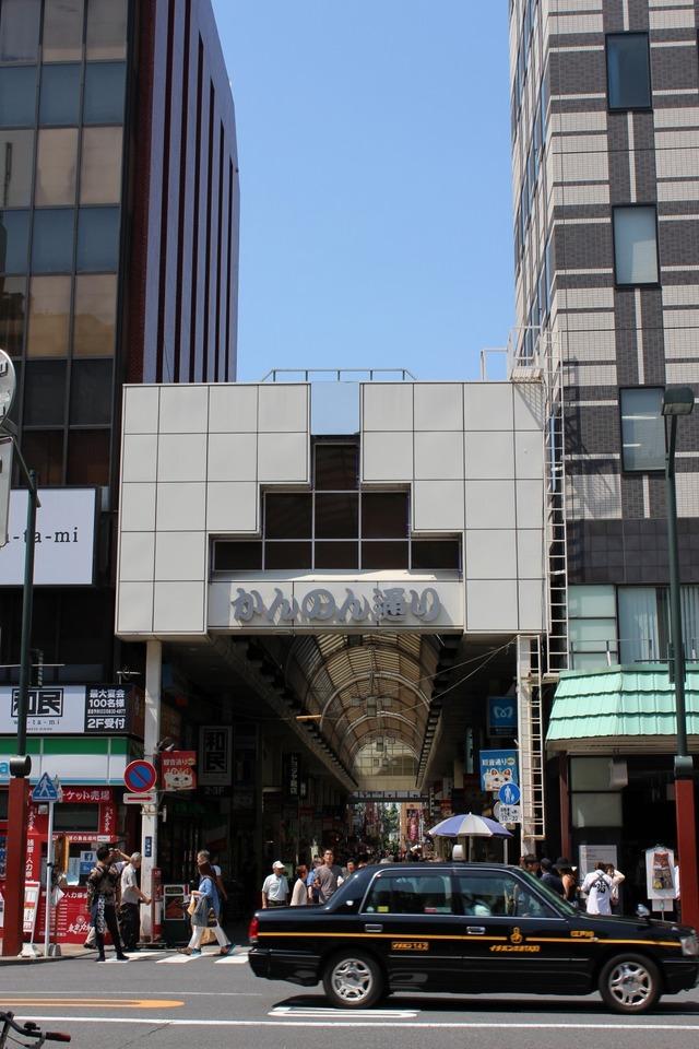 浅草観光 (1)