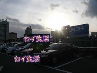 仙台駅屋上