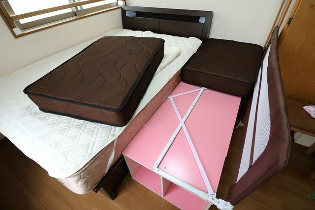 ベッドをカスタム (5)